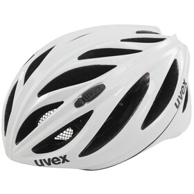 UVEX Boss Race LTD Helmet white